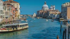 Канал Венеции большой видеоматериал