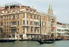 канал грандиозная Италия venice Стоковое Изображение RF