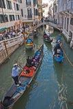 канал Италия venice Стоковая Фотография RF