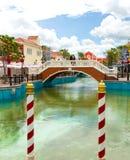канал моста сверх стоковая фотография rf