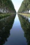 Канал Стоковая Фотография