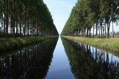 канал Стоковые Изображения