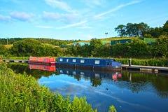 канал clyde вперед Шотландия Стоковая Фотография RF