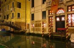 канал venetian Стоковые Изображения