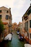 Канал Venise, Италия стоковое изображение rf