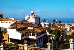 Канарские острова Испания tenerife стоковые фотографии rf
