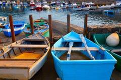 Канарские острова Фуэртевентуры порта El Cotillo Стоковая Фотография RF