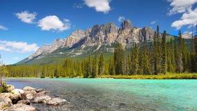 Канада, национальные парки стоковое изображение rf