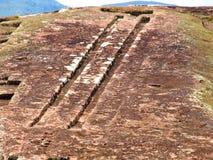 2 канала на крепость Samaipata Стоковые Фотографии RF