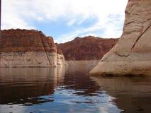 Канал каньона Навахо стоковые фото
