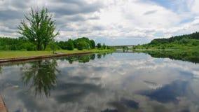 Канал Польша Augustow, Беларусь видеоматериал