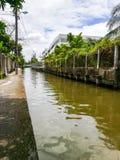 Канал реки стоковые изображения rf