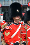 Канадская армия Стоковое фото RF