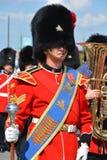 Канадская армия Стоковые Фотографии RF