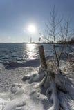 Канадская зима Eh Стоковое Изображение RF