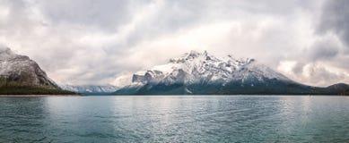 Канадские горы скалистых гор Стоковое Изображение RF