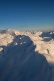 канадские горы стоковое изображение rf