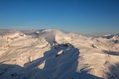 канадские горы стоковые фото
