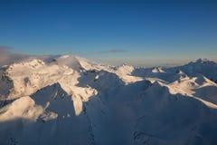 канадские горы стоковое фото rf