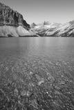 Канадский ландшафт с озером смычк альбатроса Канада стоковые фото