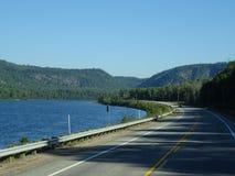 канадский ландшафт Стоковое Изображение RF