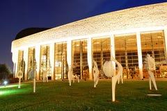 Канадский музей цивилизации Стоковое Изображение RF