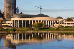 Канадский музей цивилизации Стоковые Изображения