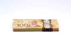 канадский доллар Стоковое фото RF