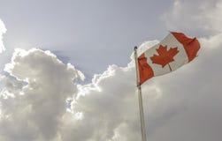 Канадский дух Стоковые Фото