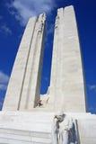 канадское мемориальное национальное vimy Стоковое Изображение