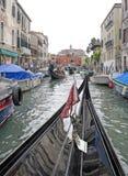 Каналы, Венеция, Италия Стоковая Фотография