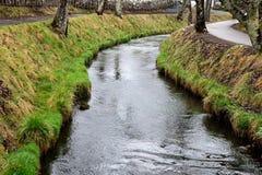 канал Стоковое Изображение