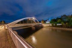 Канал Mittelland Стоковое Изображение