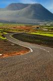 канереечная дорога Стоковое фото RF