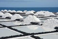 канереечное соль palma la островов извлечения Стоковые Изображения