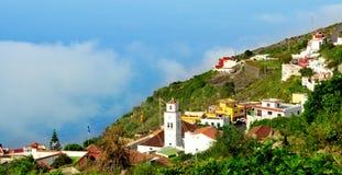 канереечные острова Испания tenerife garachico Стоковые Фото