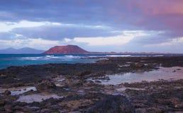 канереечные острова fuerteventura стоковое фото rf