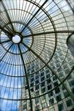 канереечный причал башни london Стоковое Изображение