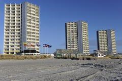 каникула курорта fehmarn стоковая фотография rf