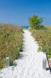каникула лета пляжа стоковое изображение rf