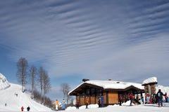 каникула неба Стоковое Фото
