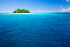 каникула рая острова тропическая стоковое фото