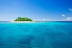 каникула рая острова тропическая Стоковая Фотография