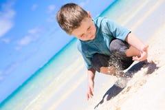 каникула ребенка стоковые фото