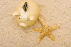 каникула сбережений стоковое изображение