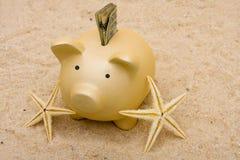 каникула сбережений стоковое изображение rf