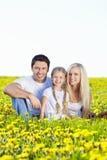 каникула семьи Стоковые Фото