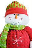 каникула снеговика Стоковое Изображение