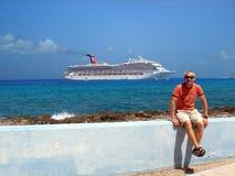 каникула туристического судна Стоковое Фото