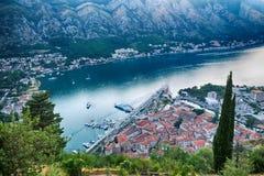 Каникулы в Черногории стоковые изображения